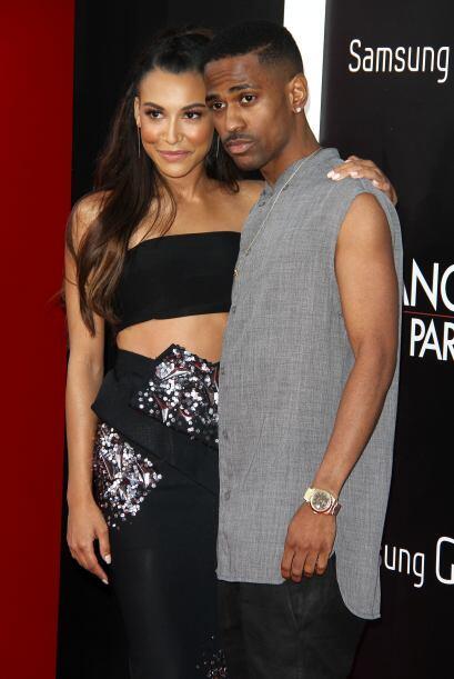Naya Riveray Big Sean se veían muy enamorados.  Mira aquí los videos má...