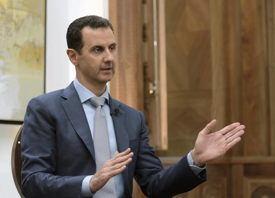 Ataque de EEUU a Siria.