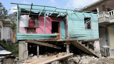 Tras perderlo todo en el huracán María, esta familia puertorriqueña lucha por rehacer su vida en Chicago