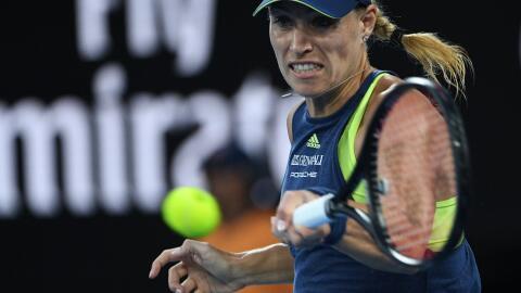 Maria Sharapova, cinco veces ganadora de un Grand Slam.