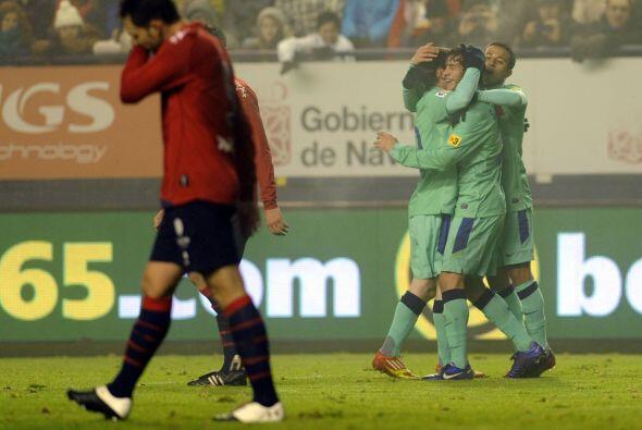 Victoria final del Barcelona por 2-1 y global de 6-1, para avanzar a Cua...