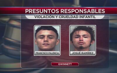 Arrestan a tres adolescentes por violar a una mujer frente a su hijo