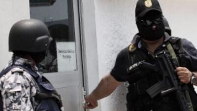 La mexicana dice que la policía no le ha hecho caso a sus denuncias.