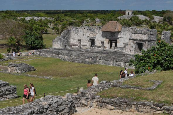 Junto con Tabasco, otros cuatro estados del sur del país (Yucat&a...