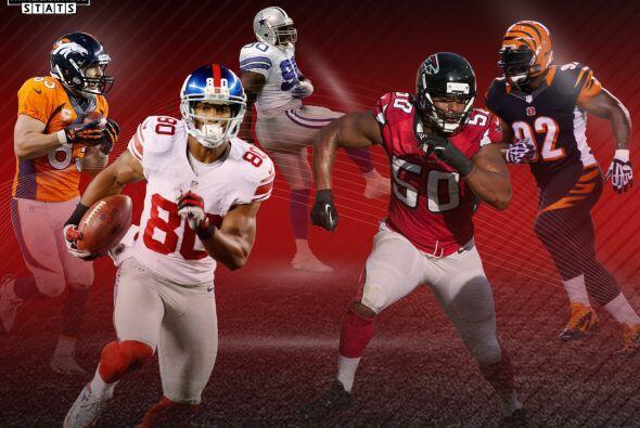 8. El éxito de la NFL: Desde el 2002, muchos notables jugadores han ingr...