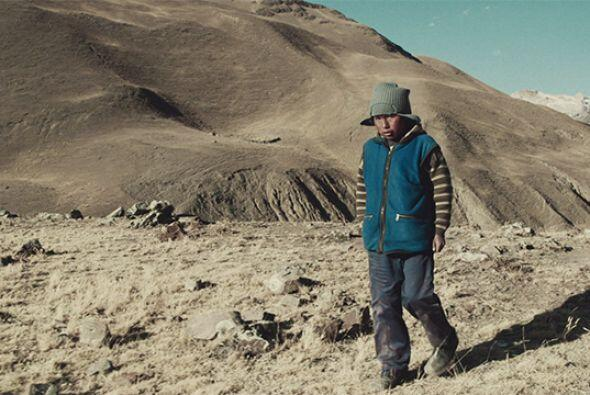 Tierra Seca: cambio climático en el altiplano boliviano.
