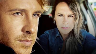 Con voz entrecortada, quien se dio a conocer como el actor Carlos Gascón relata su transición a Karla Sofía