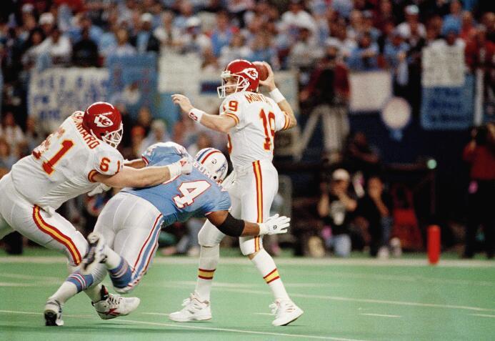 Un recuento de la dolorosa maldición de los Kansas City Chiefs en playof...