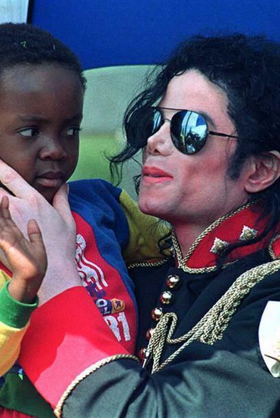 Después de varios meses de juicio Michael fue absuelto de todos los carg...