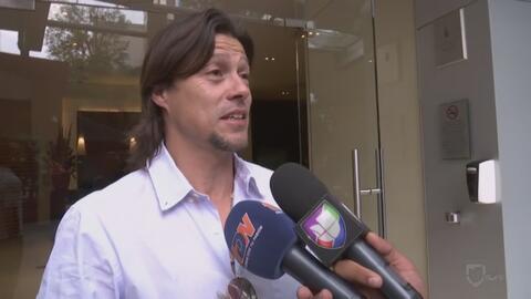 """Matías Almeyda: """"Vengo a una reunión (con Chivas) y veremos cuales son l..."""