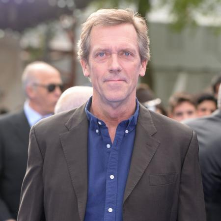 Hugh Laurie en el estreno de 'Tomorrowland' en Londres