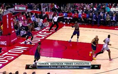 Contacto Deportivo Houston: Noche de premios en la NBA