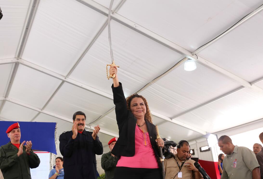 Sancionados Venezuela