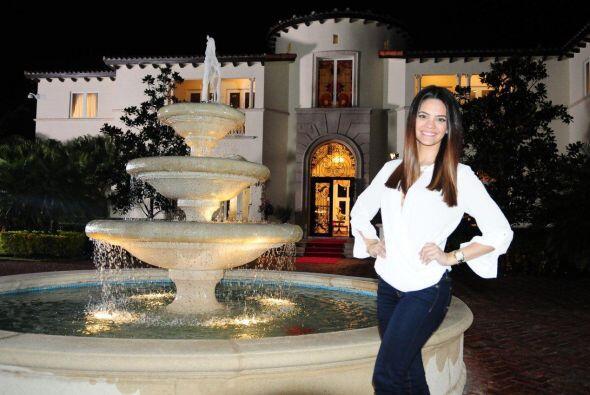 La cubana Alina Robert tiene claro que debe ser una mujer sencilla y hum...