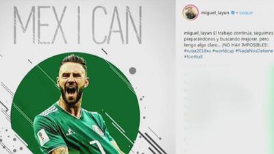 'Mex I Can': jugadores del Tri se hacen sentir en el mundo digital