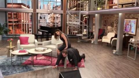 Raúl de Molina le dijo a Clarissa que volvió más gordita de su viaje por...