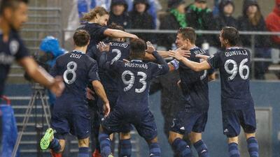 Seattle Sounders 0-1 Sporting KC: Garrafal error de Stefan Frei le termi...