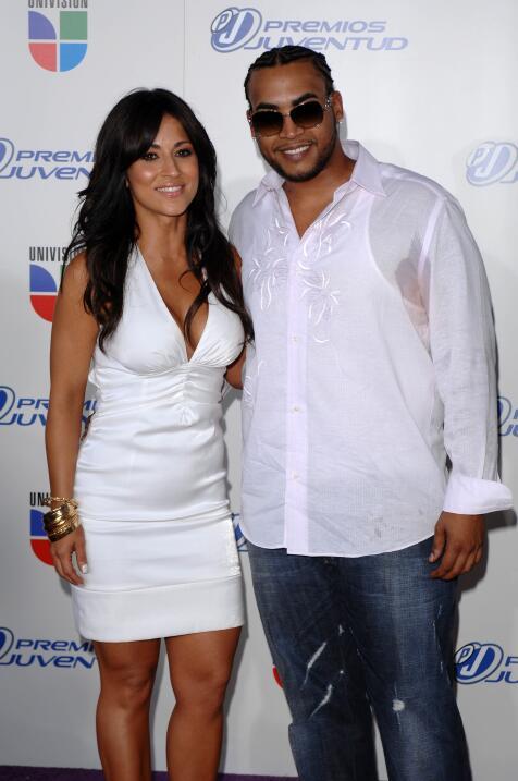 Don Omar y Jackie Guerrido estuvieron casados un par de años pero su pol...