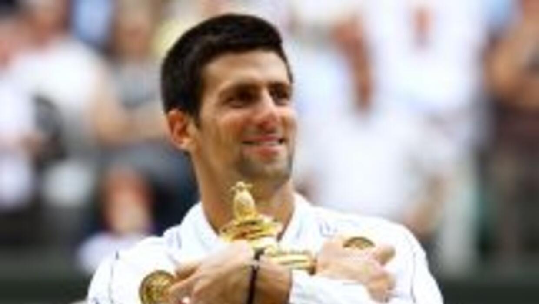 Djokovic es el campeón 125 en la historia de Wimbledon.