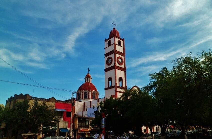 Ciudad Victoria, en Tamaulipas, México, registró un índice de 84.67 homi...