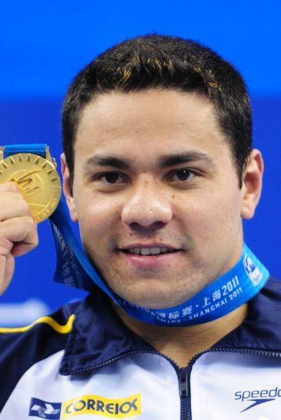 Sin embargo, es el actual campeón de 50 m de pecho lo que lo convierte e...