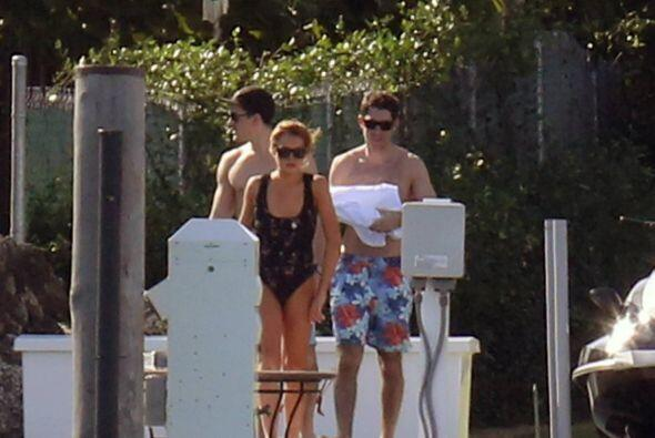 Lindsay Lohan llegó a Miami con su hermano y amigos para asistir a las e...