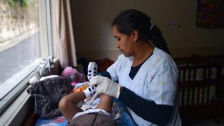 Guatemala está acechada por la violencia, la pobreza y la corrupción.