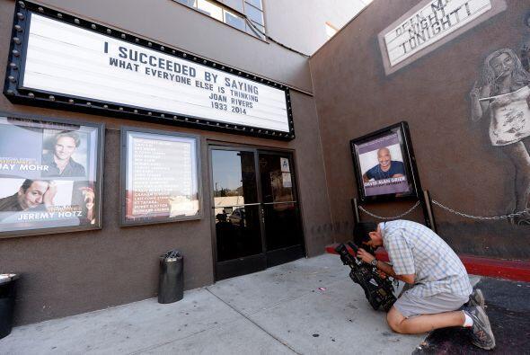Hollywood se viste de luto una vez más luego del anuncio de la muerte de...