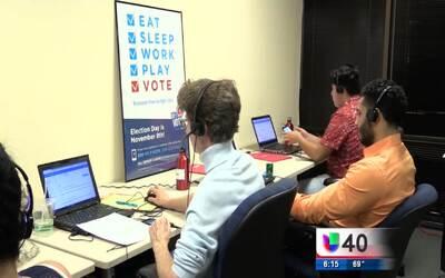 Organizaciones unen esfuerzos para impulsar el voto hispano en Carolina...