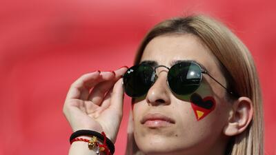 Alemanas y coreanas pusieron el brillo en el Kazan Arena
