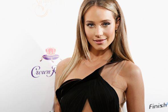 La última conquista de Derek es la modelo Hannah Davis.
