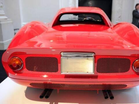 Ferrari 250 LM 1964.