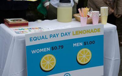 Campaña demócrata por la igualdad salarial