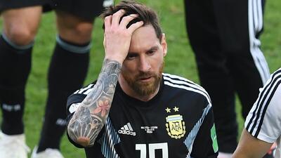 Para nuestros expertos Argentina fue la gran desilusión de Suramérica en la J1 del Mundial