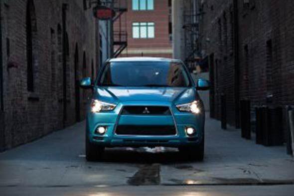 El nuevo vehículo utilitario tiene un 'look' mucho más urbano que se aju...