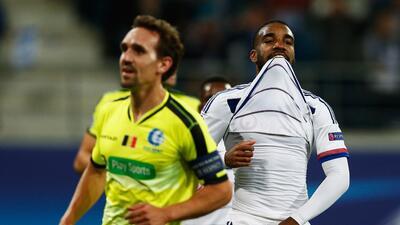 Gante vs. Lyon