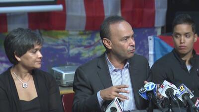 Líderes de Chicago siguen reclamando ayudas del gobierno para Puerto Rico