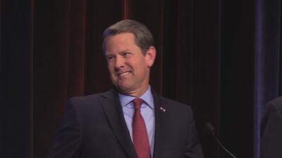 Brian Kemp renuncia a su cargo como secretario de estado en Georgia
