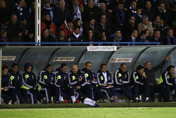 Los blancos se metieron a la casa del Alcoyano y Mourinho dio juego a va...