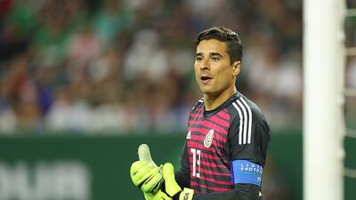 De portero a portero, Adolfo Ríos ve a Ochoa en el arco del Tri para Catar 2022
