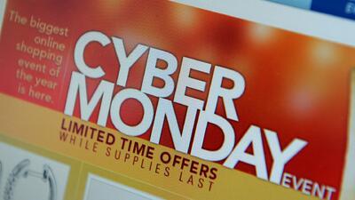 ¿Va a comprar durante el 'Cyber Monday'? Protéjase con estas recomendaciones