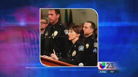 Suspenden a una alta oficial de la Policía de Coral Gables por presunto...