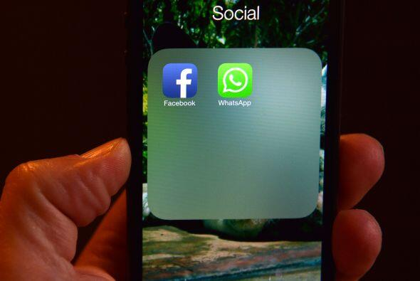 """""""La adquisición pone de relieve la misión compartida de Facebook y Whats..."""