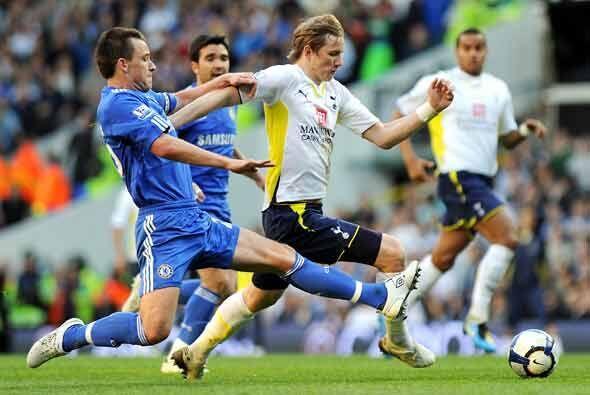 En Londres el líder Chelsea enfrentó a un Tottenham que viene embalado e...