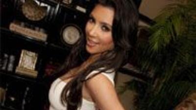 Kim Kardashian tomó las medidas de su trasero, ¿qué esperará de él? 1d9c...