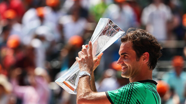 Rafael Nadal brilla en su décimo título en el Masters 1000 de Montecarlo...