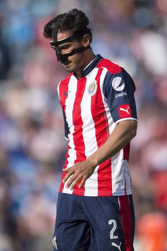 En el minuto 93, Oswaldo Alanis cobró un tiro libre de forma magistral p...