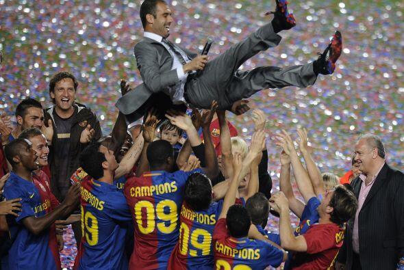 Luego, el equipo sumó otros tres nuevo títulos hasta finalizar el año 20...