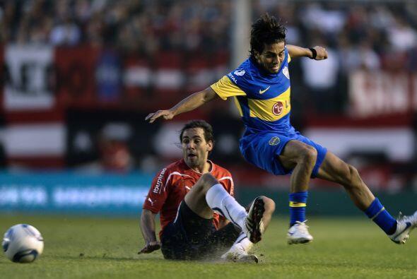 Walter Erviti. de Boca Juniors, no quiere caerse porque si lo hace lo es...