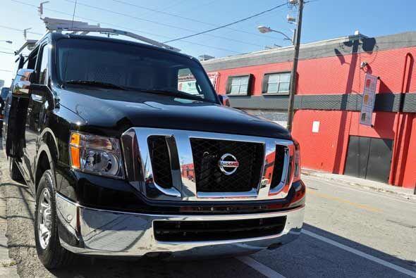 La NV 2012 representa la entrada de Nissan al segmento de los vehículos...